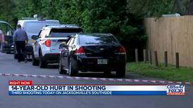 JSO investigates three Southside shootings Sunday, 14-year-old among victims