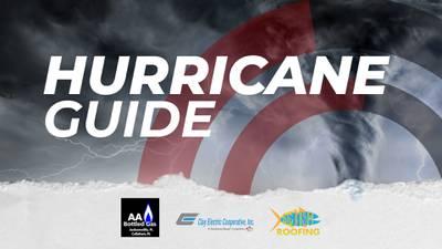 The WOKV Hurricane Guide