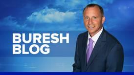 Buresh Blog: 90 degree days... daylight quickly waning... billion dollar disasters