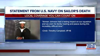 NAS JAX sailor identified as only known Elsa-related fatality in Florida
