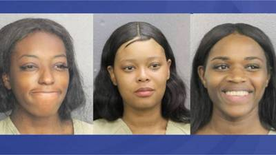 Women accused of attacking Spirit airline employees after flight canceled