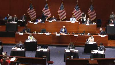 House panel approves police reform plan from Democrats