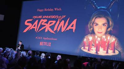 Netflix cancels 'Chilling Adventures of Sabrina'; final episodes to air in 2020