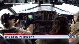 The silent eyes in the sky: the mission of Customs and Border Protection