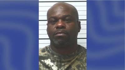 Man arrested after dog finds meth-filled bag