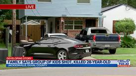 Group of kids broke into Jacksonville home and shot, killed a 28-year-old man, family says