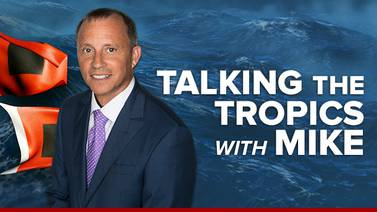 Talking the Tropics With Mike: Several tropical waves to track