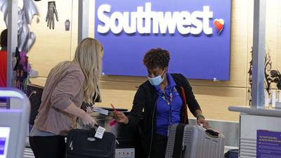 Southwest Airlines halts plan to put unvaccinated employees on unpaid leave