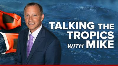 Talking the Tropics With Mike: Still busy Atlantic but nothing immediately threatening