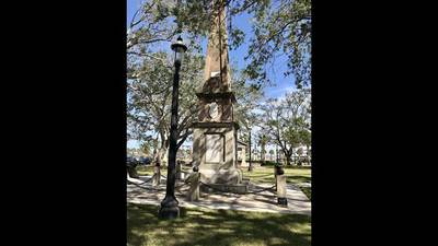Descendants of Confederate soldiers file lawsuit to stall relocation of monument in St. Augustine