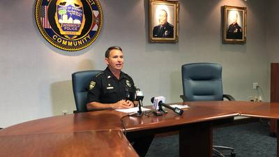 JUST IN: Sheriff Williams worries about RNC security