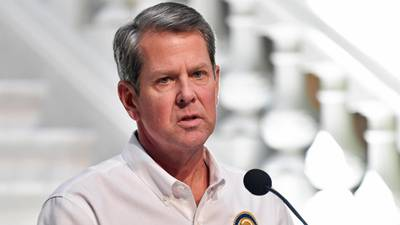Governor Kemp declares state of emergency in Georgia, authorizes National Guard troops to Atlanta