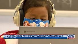 Education Commissioner threatens withholding board member salaries over DCPS mask mandate