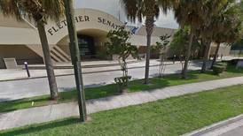 Fletcher Middle School moving to online learning due to spike in COVID-19