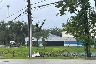 Jacksonville tornado confirmed as EF-1