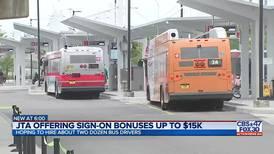 JTA offering $10-15,000 signing bonuses in hopes of curbing driver shortage
