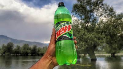 Man charged with felony after police say he underpaid for Mountain Dew