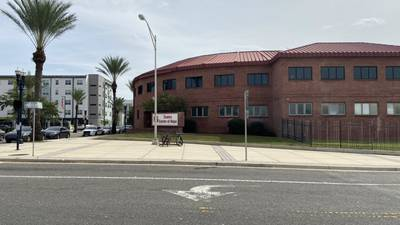 Man found dead inside The Salvation Army shelter in downtown Jacksonville